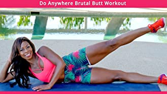 Do Anywhere Brutal Butt Workout