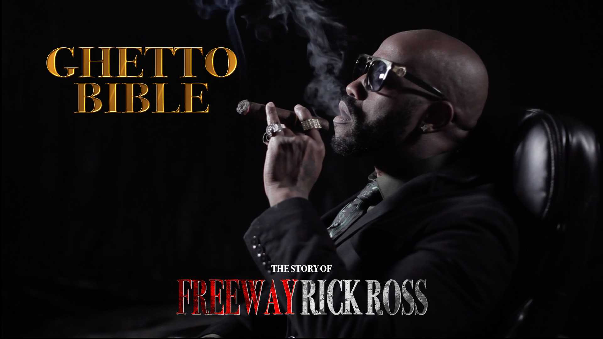 Freeway Rick Ross - The Ghetto Bible