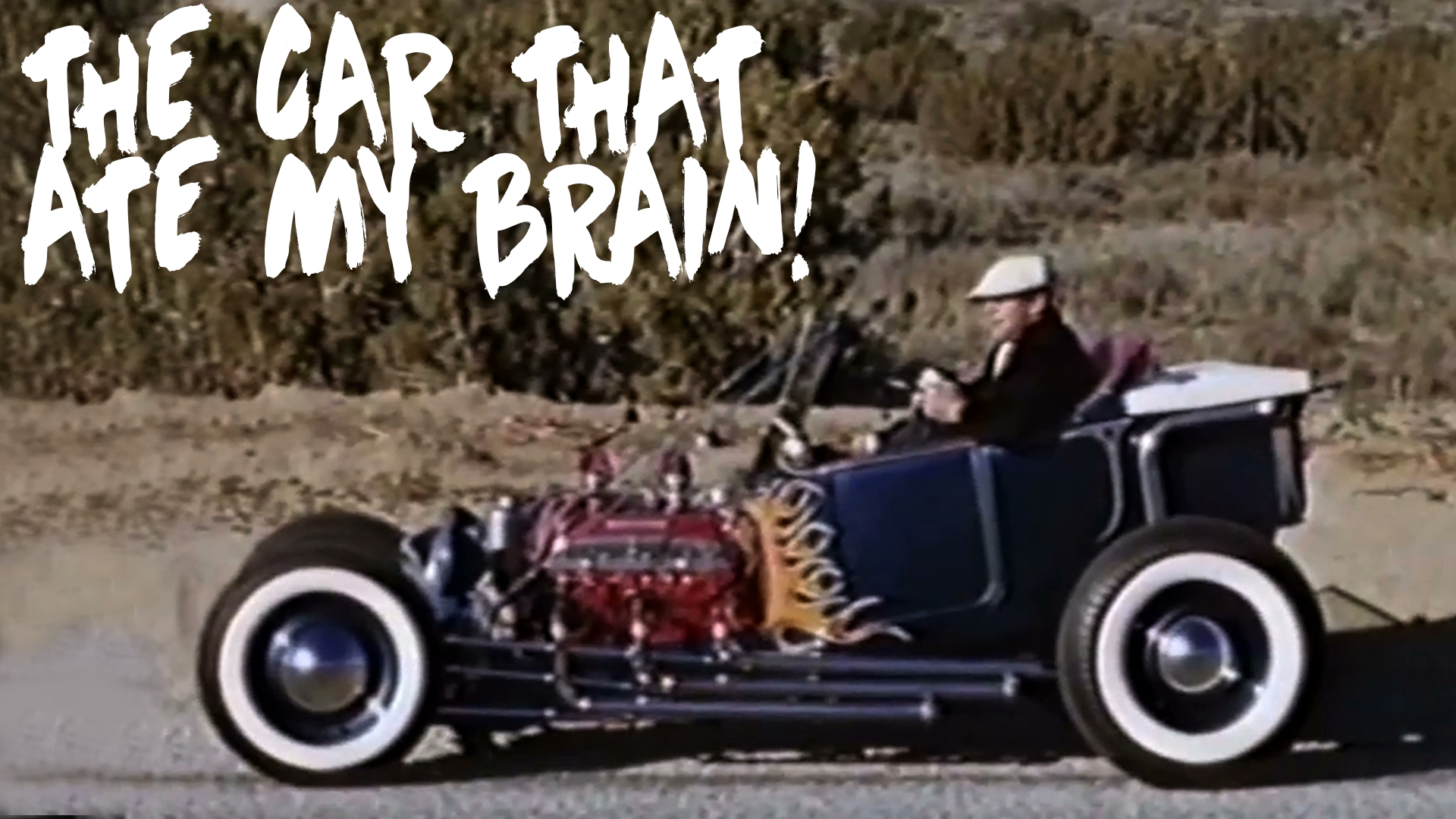 The Car That Ate My Brain!