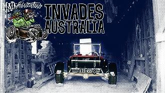 Mad Fabricators Invades Australia