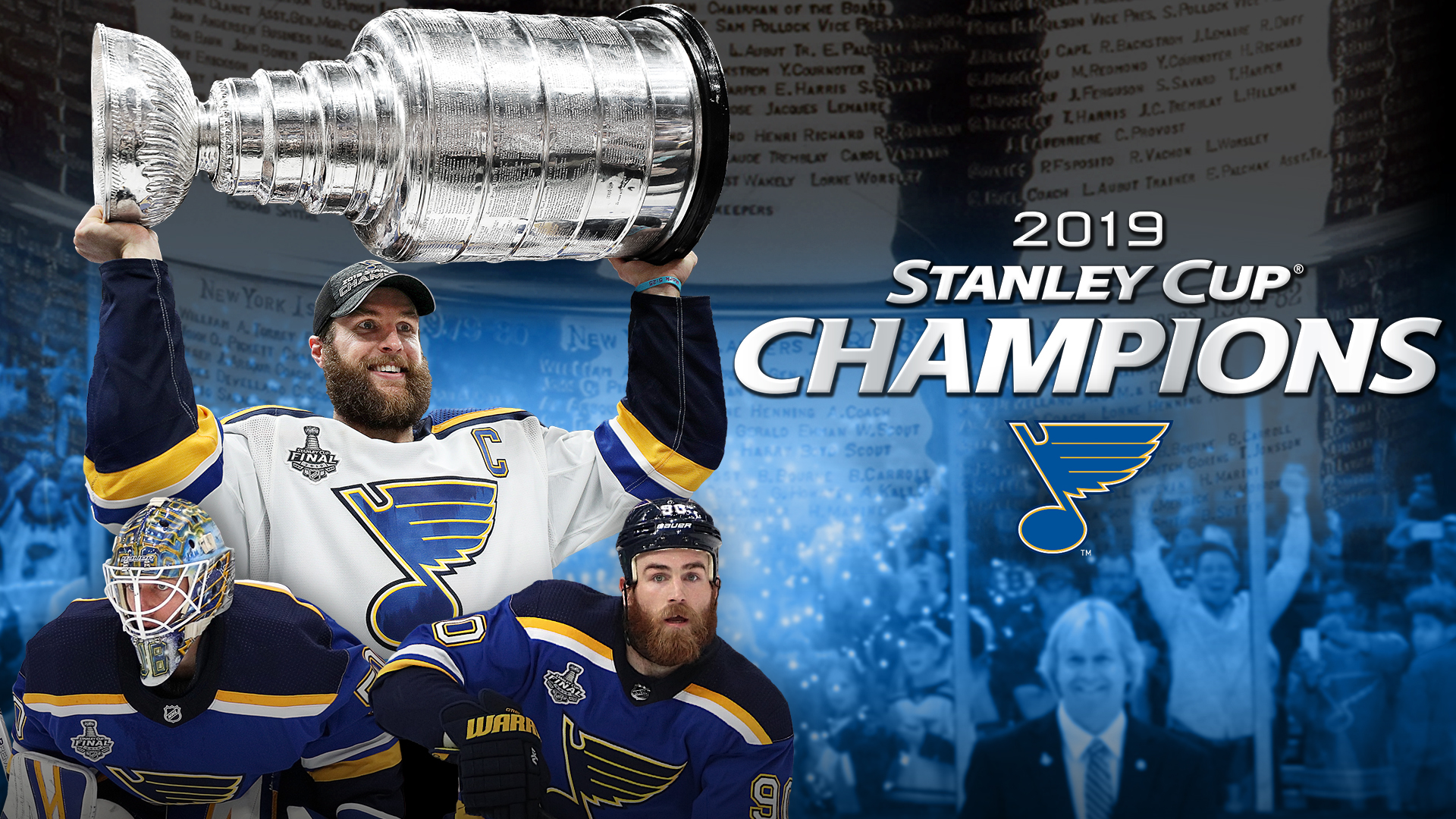 St. Louis Blues: 2019 Stanley Cup Champions