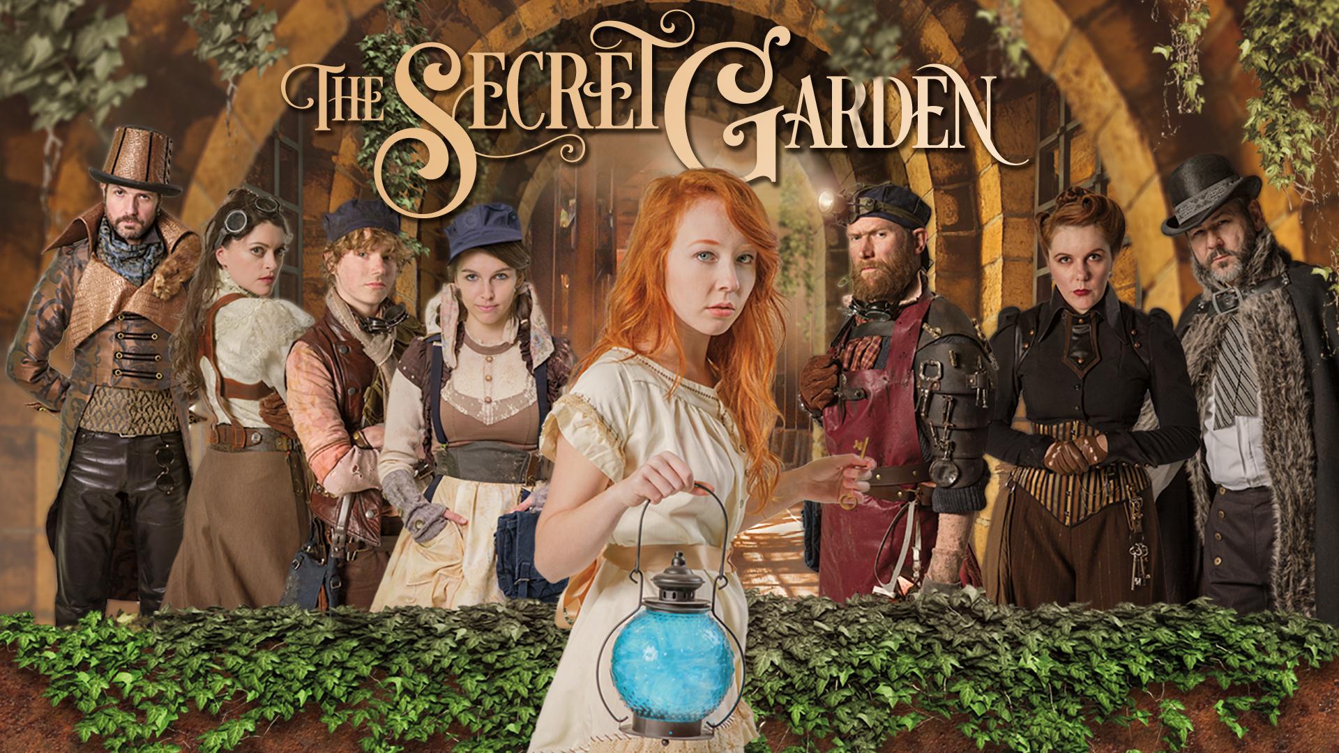 Watch Secret Garden Prime Video