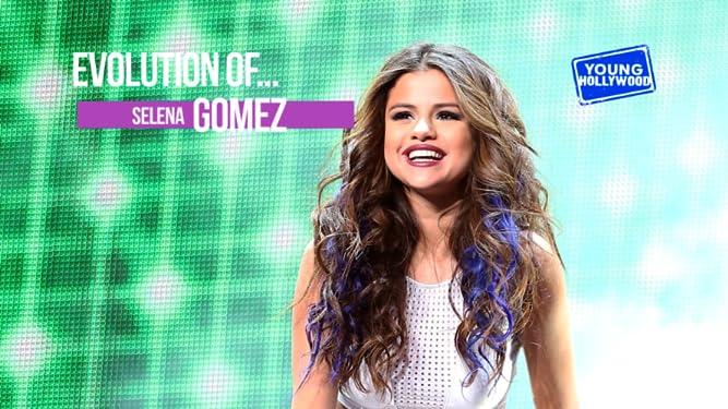 Evolution Of: Selena Gomez
