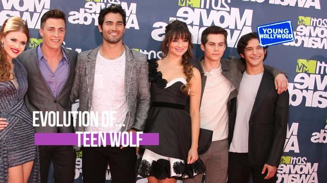 Evolution Of: Teen Wolf
