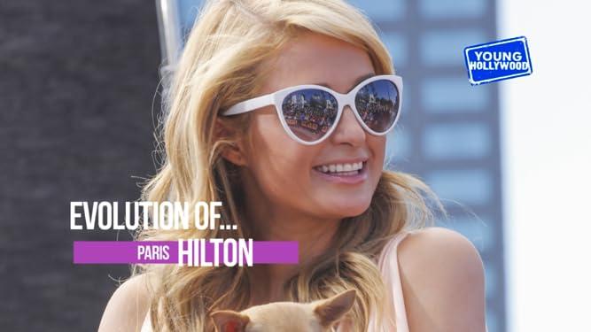 Evolution Of: Paris Hilton