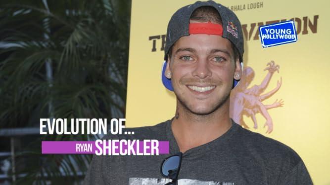 Evolution Of: Ryan Sheckler