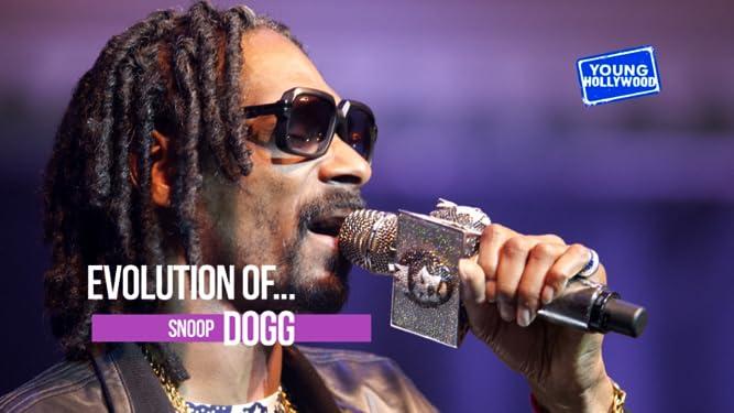 Evolution Of: Snoop Dogg