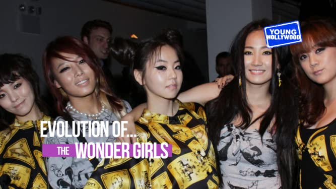 Evolution Of: The Wonder Girls
