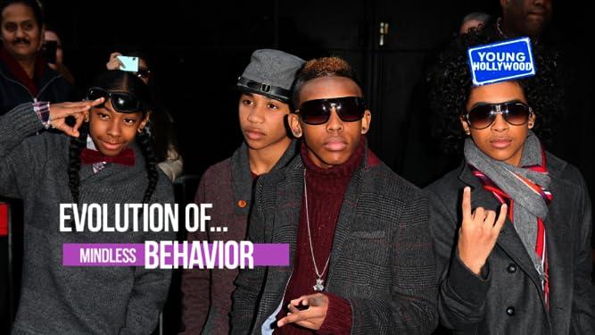 Evolution Of: Mindless Behavior