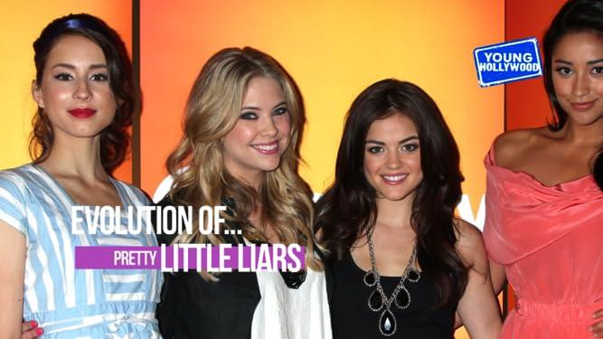 Evolution Of: Pretty Little Liars