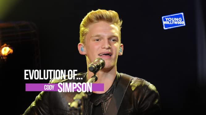 Evolution Of: Cody Simpson