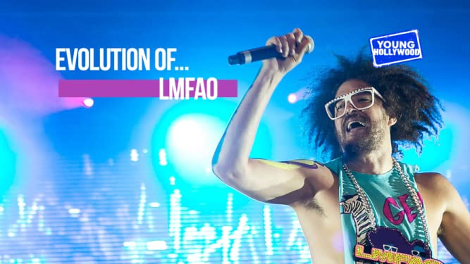 Evolution Of: LMFAO