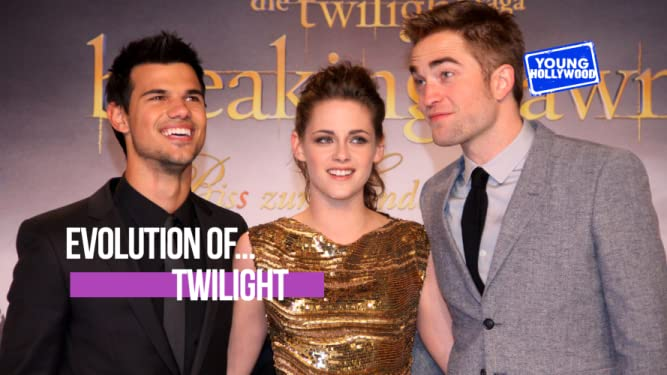 Evolution Of: Twilight
