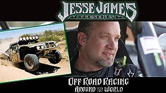 Jesse James Off Road Racing