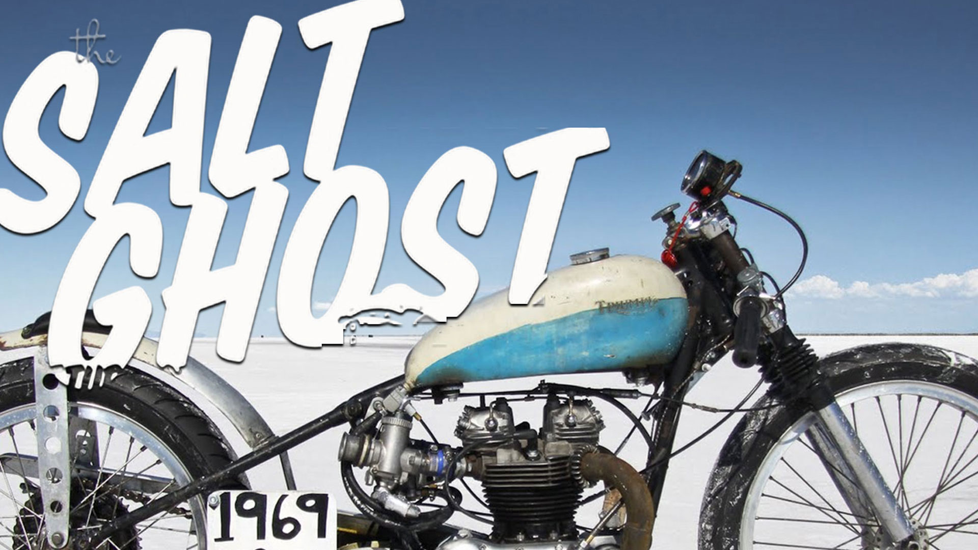 The Salt Ghost: Return of the Nitro Express