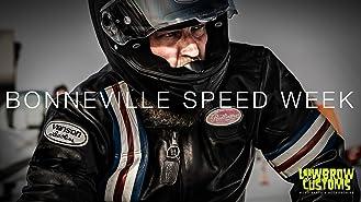 Bonneville Speed Week