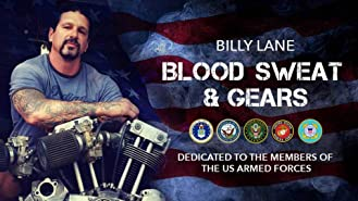 Billy Lane Blood Sweat and Gears