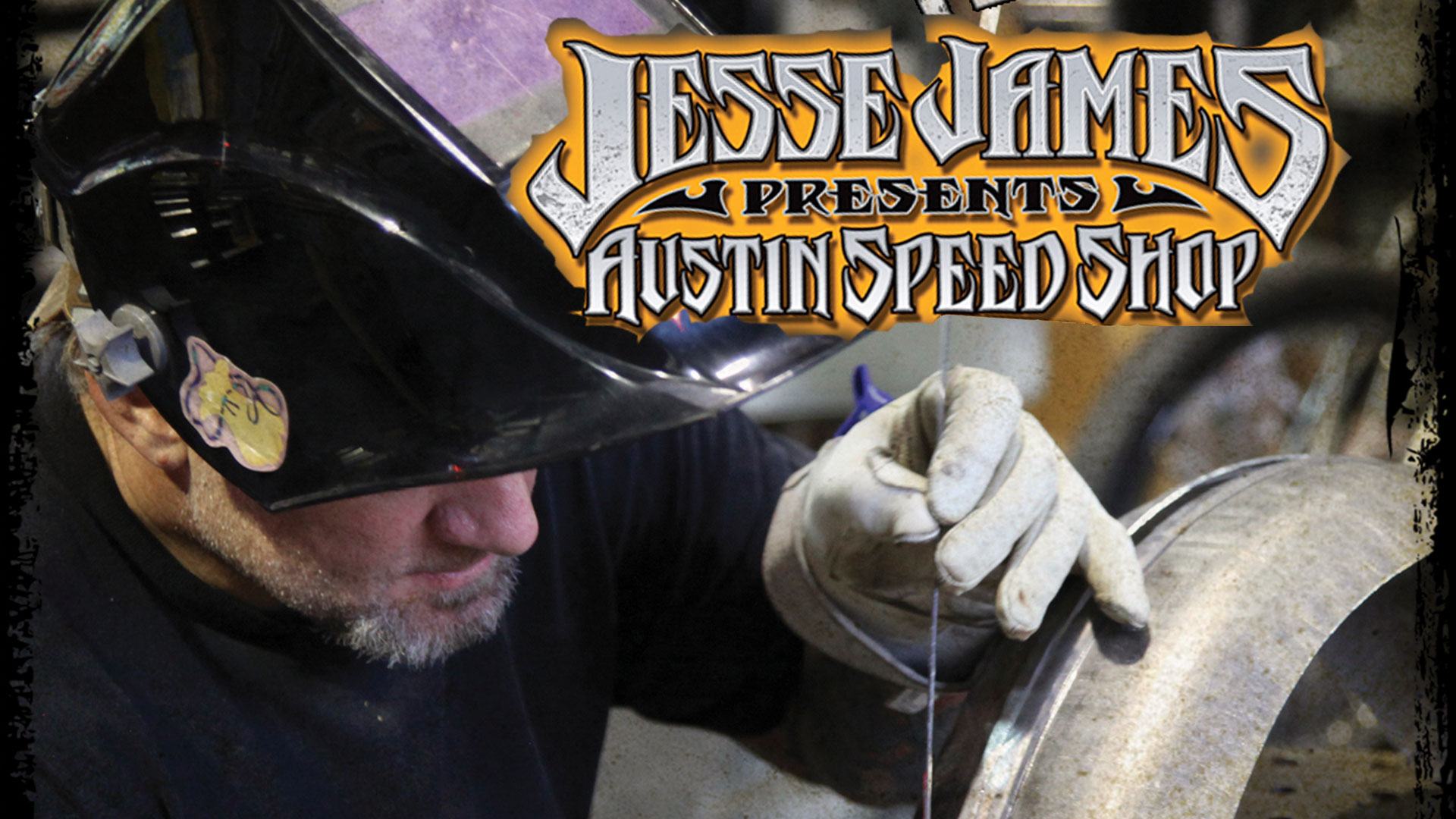 Jesse James Austin Speed Shop