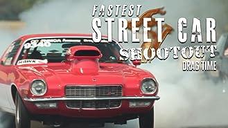 Fastest Street Car Shootout: Drag Time