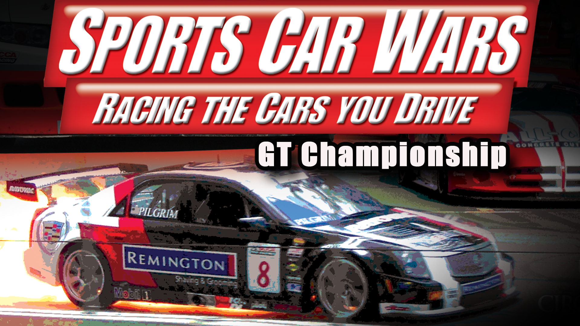 Sports Car Wars: GT Championship Speed World Challenge