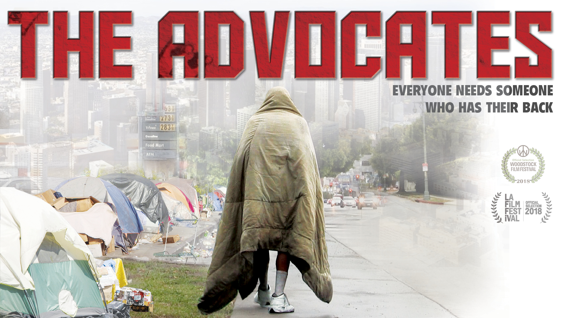 The Advocates | Everyone Needs Someone Who Has Their Back