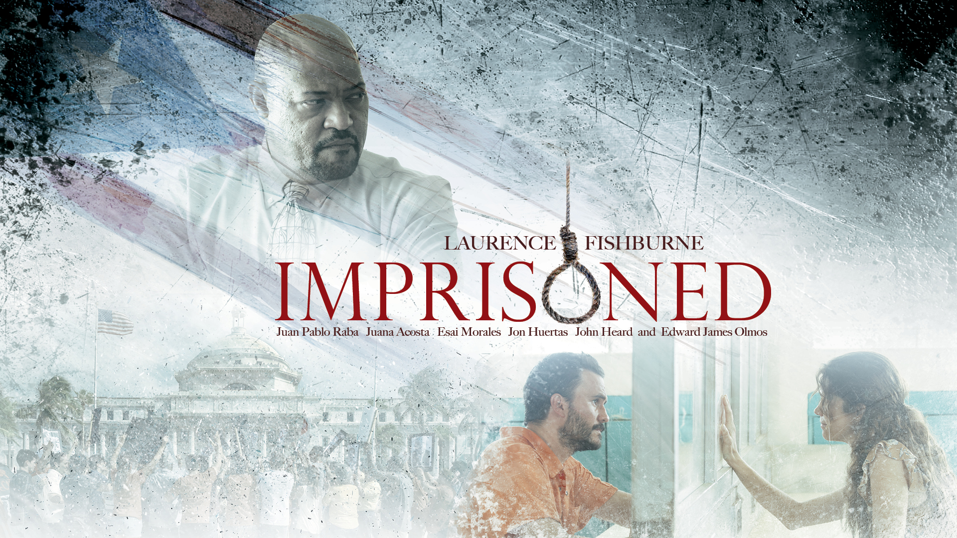Imprisoned | Laurence Fishburne
