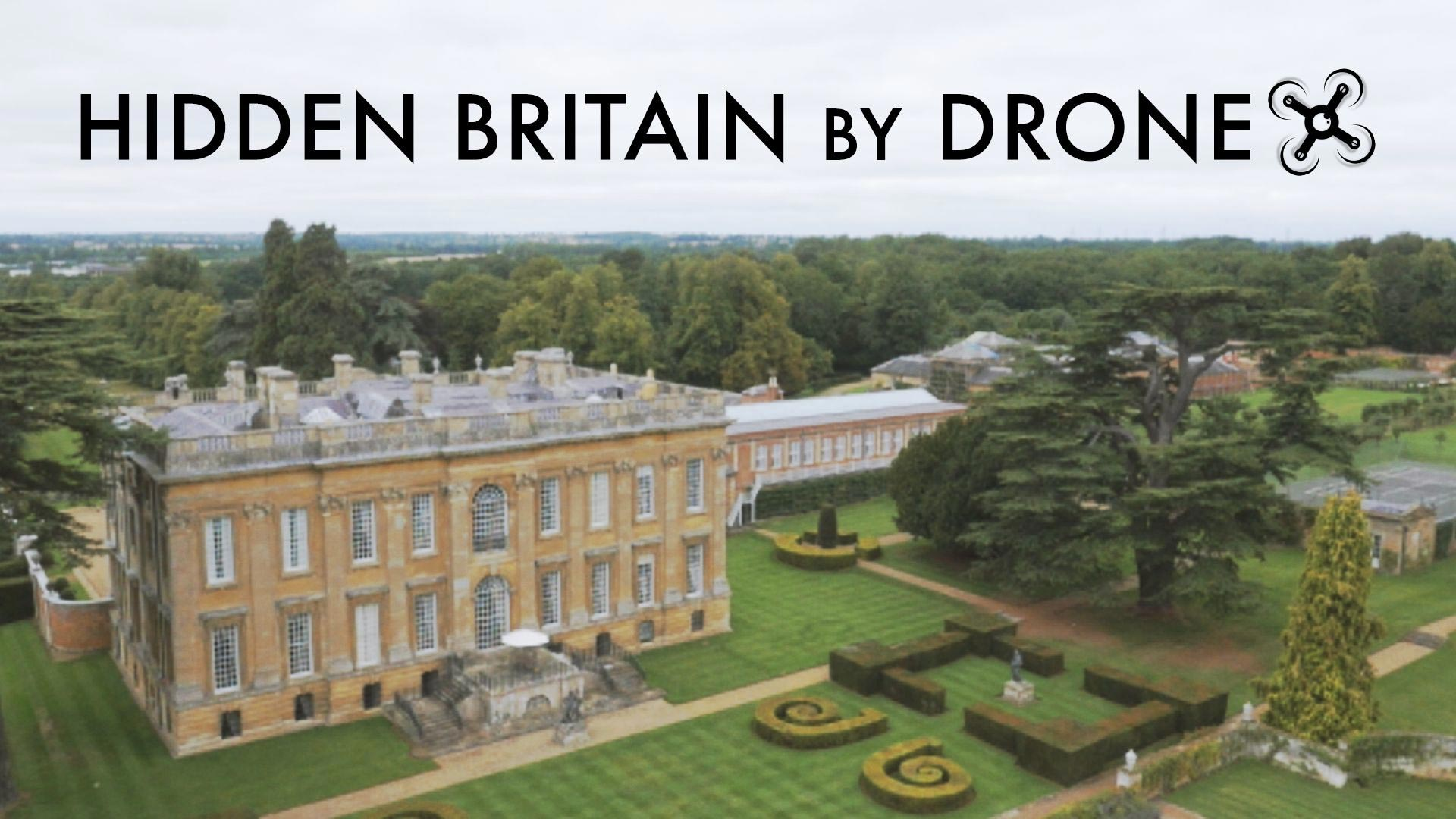Hidden Britain By Drone - Series 1