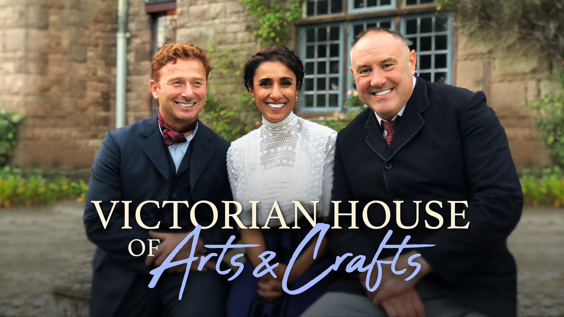 Victorian House of Arts and Crafts - Series 1