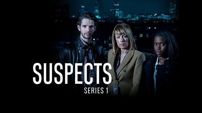 Amazoncom Watch Suspects Series 1 Prime Video