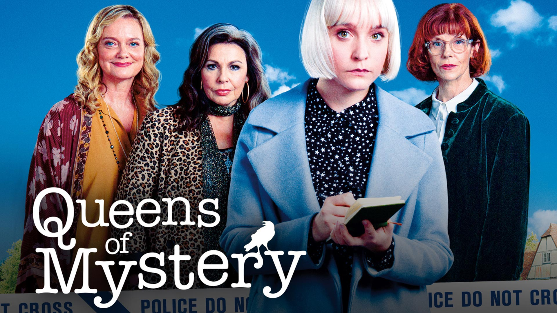 Queens of Mystery - Series 1