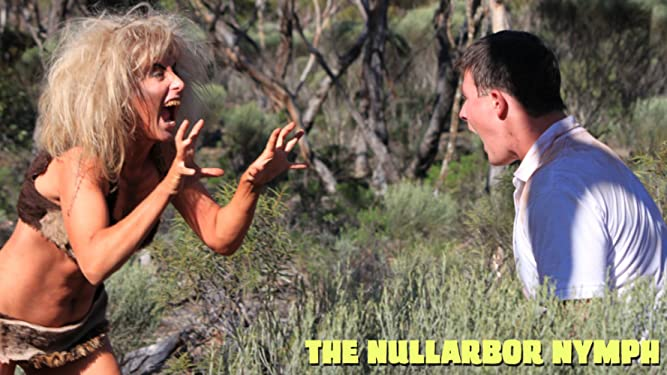 The Nullarbor Nymph