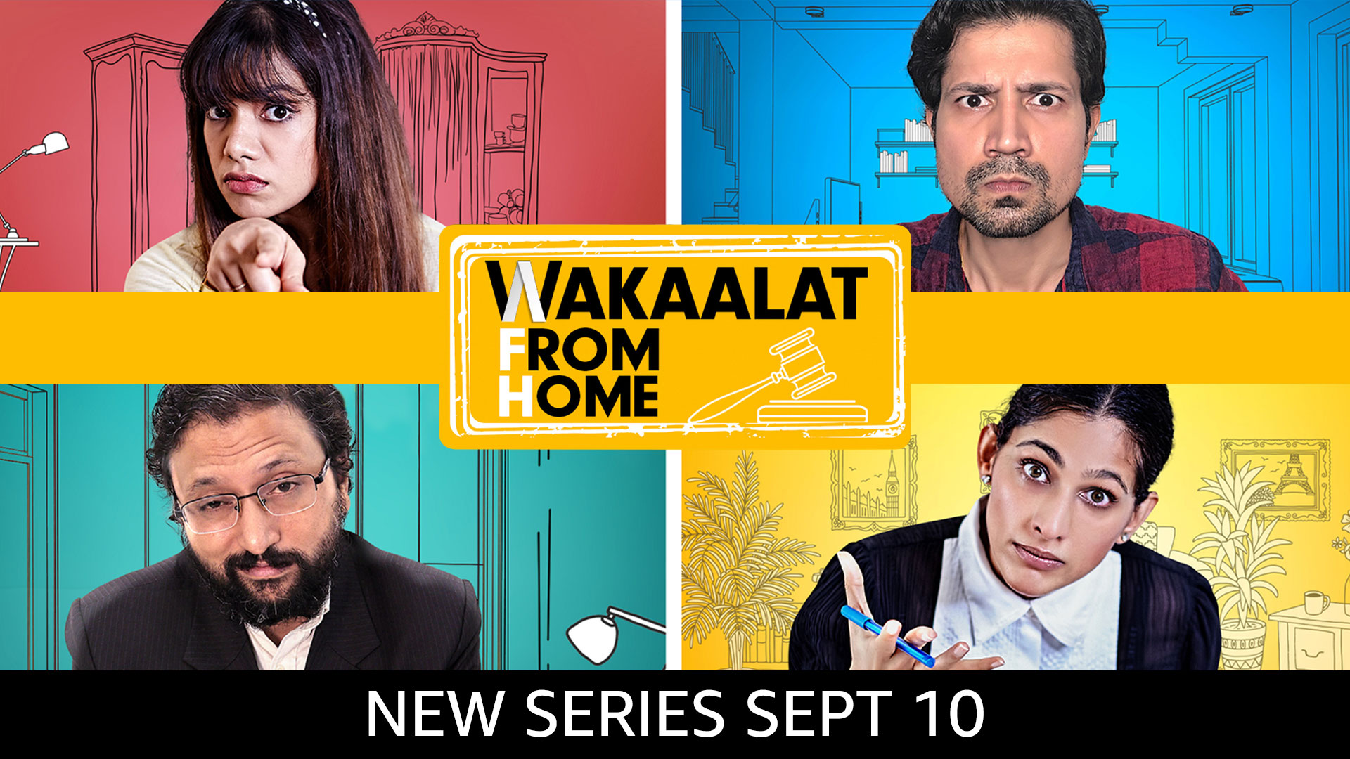 Wakaalat From Home - Season 1