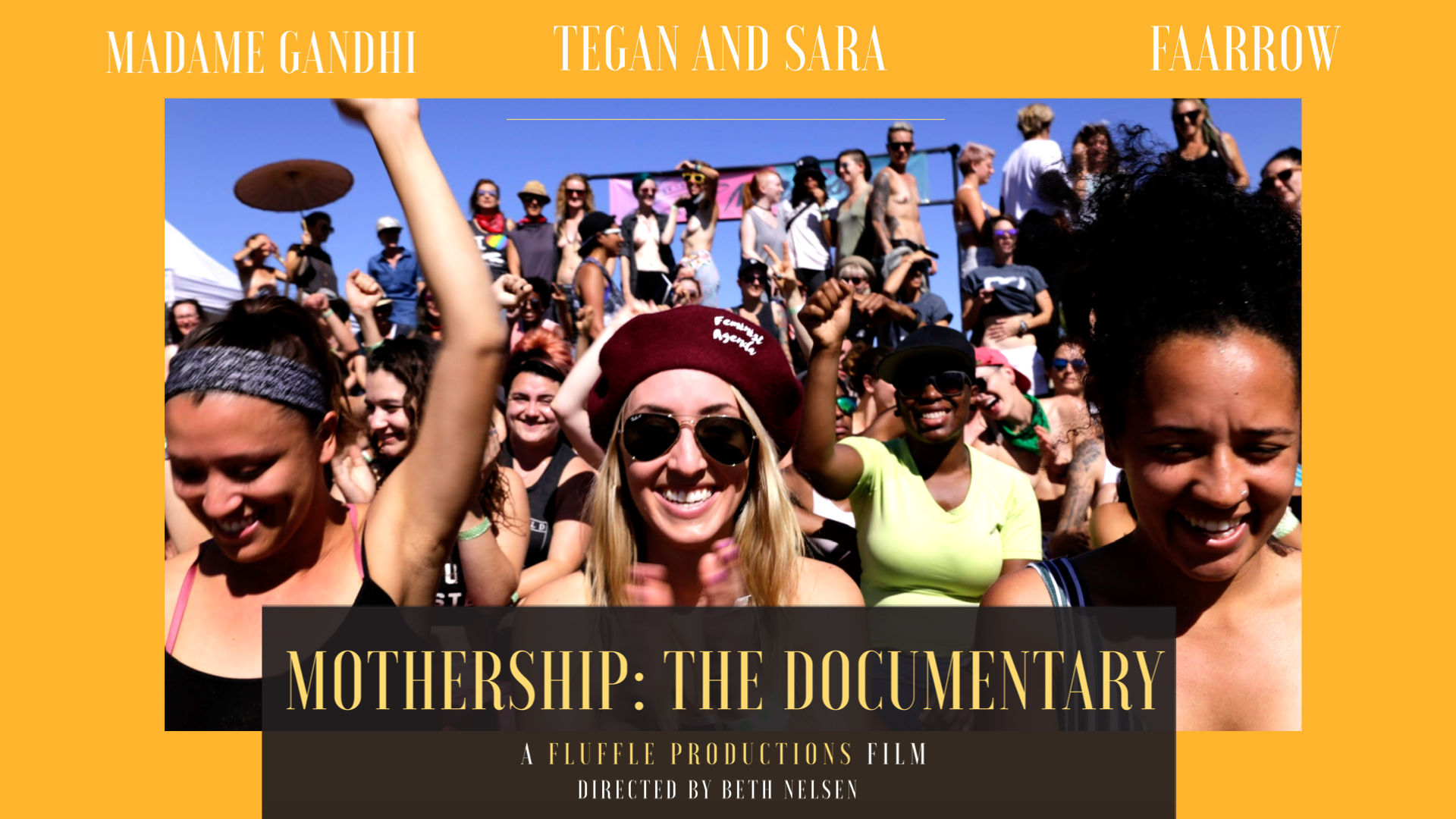 MOTHERSHIP, the documentary