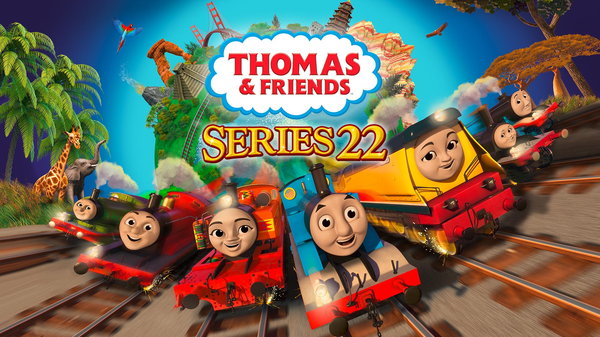 Thomas & Friends S22 (US)