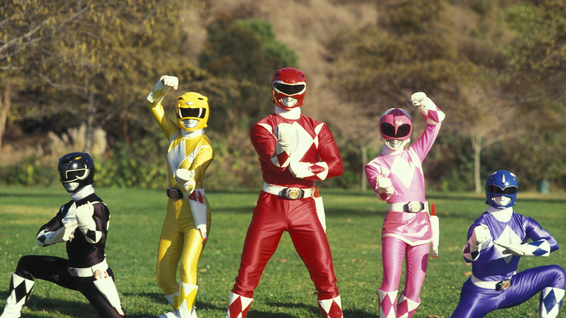Mighty Morphin Power Rangers Season 1