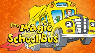 The Magic School Bus Season 4