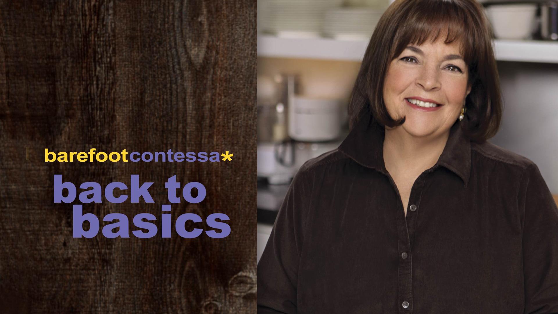 Barefoot Contessa: Back to Basics Season 1