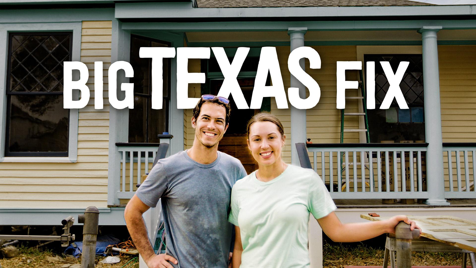 Big Texas Fix, Season 1
