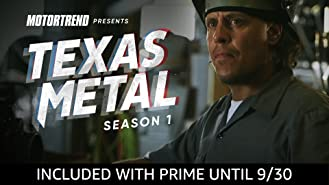 Texas Metal Season 1