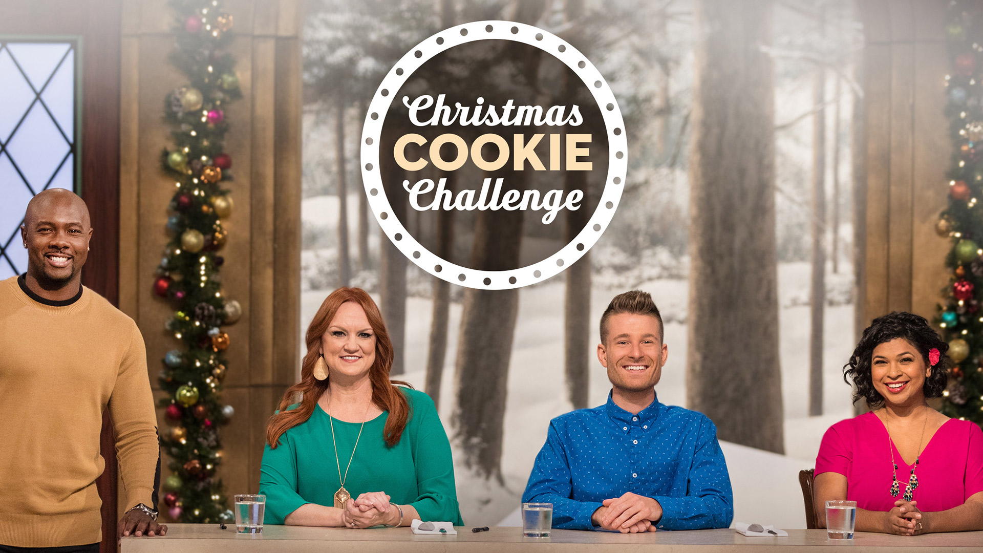 Christmas Cookie Challenge, Season 1