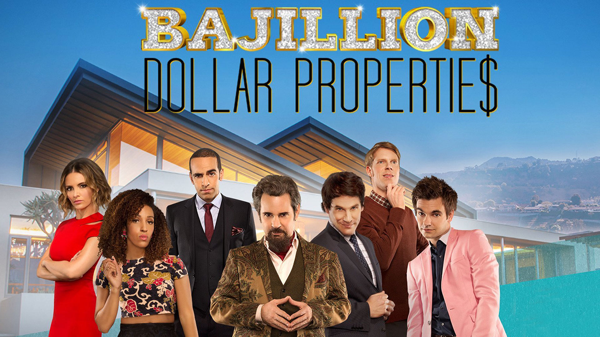 Bajillion Dollar Propertie$ Season 1