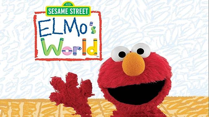Elmo's World Collection, Vol. 1
