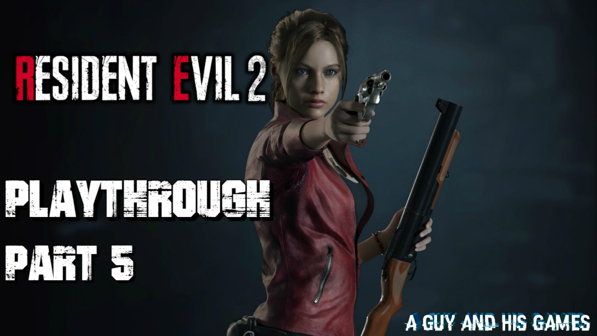 Amazon Com Watch Resident Evil 2 Let S Play Part 1 Prime Video