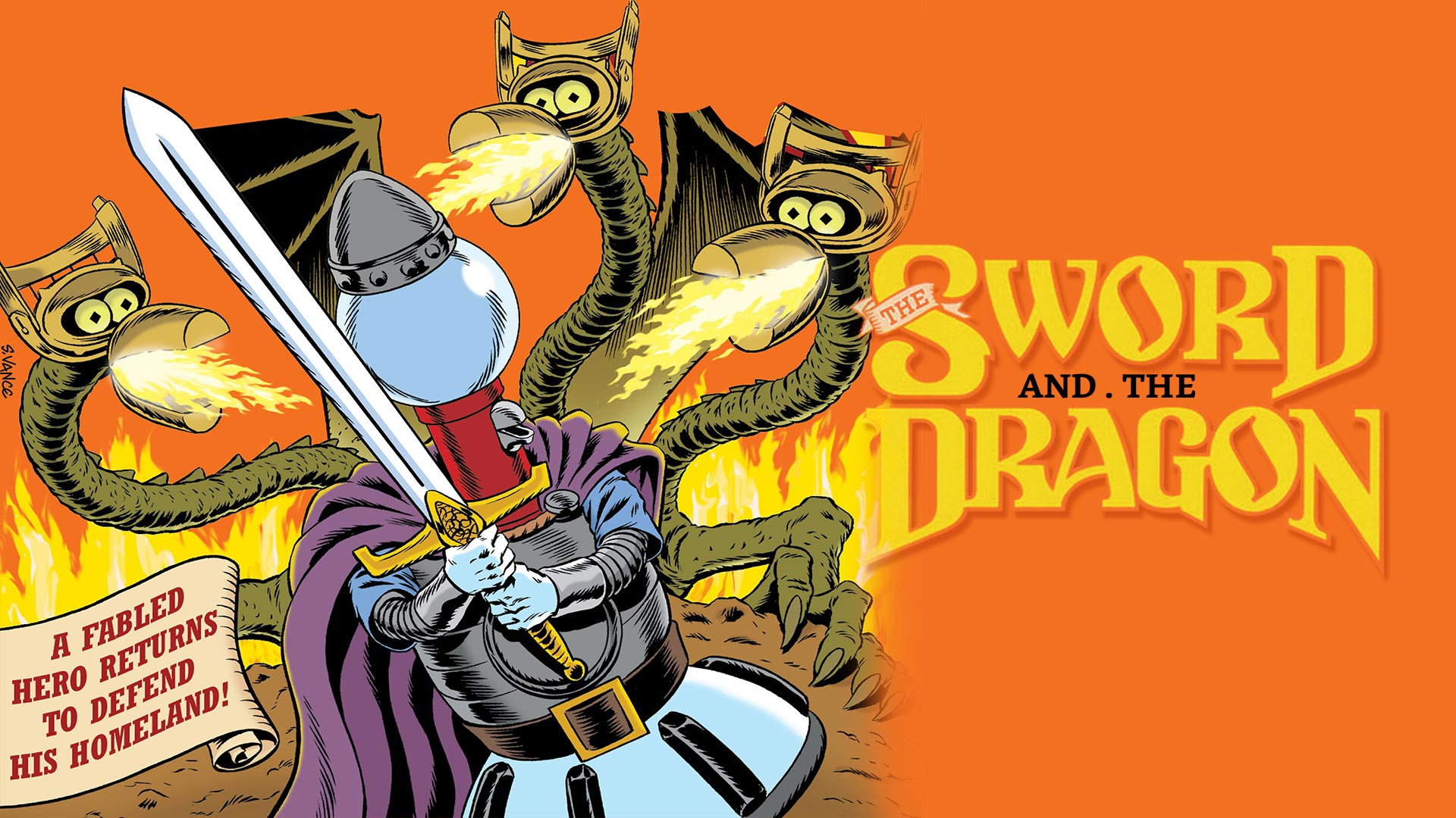 Mystery Science Theater 3000: The Sword And The Dragon