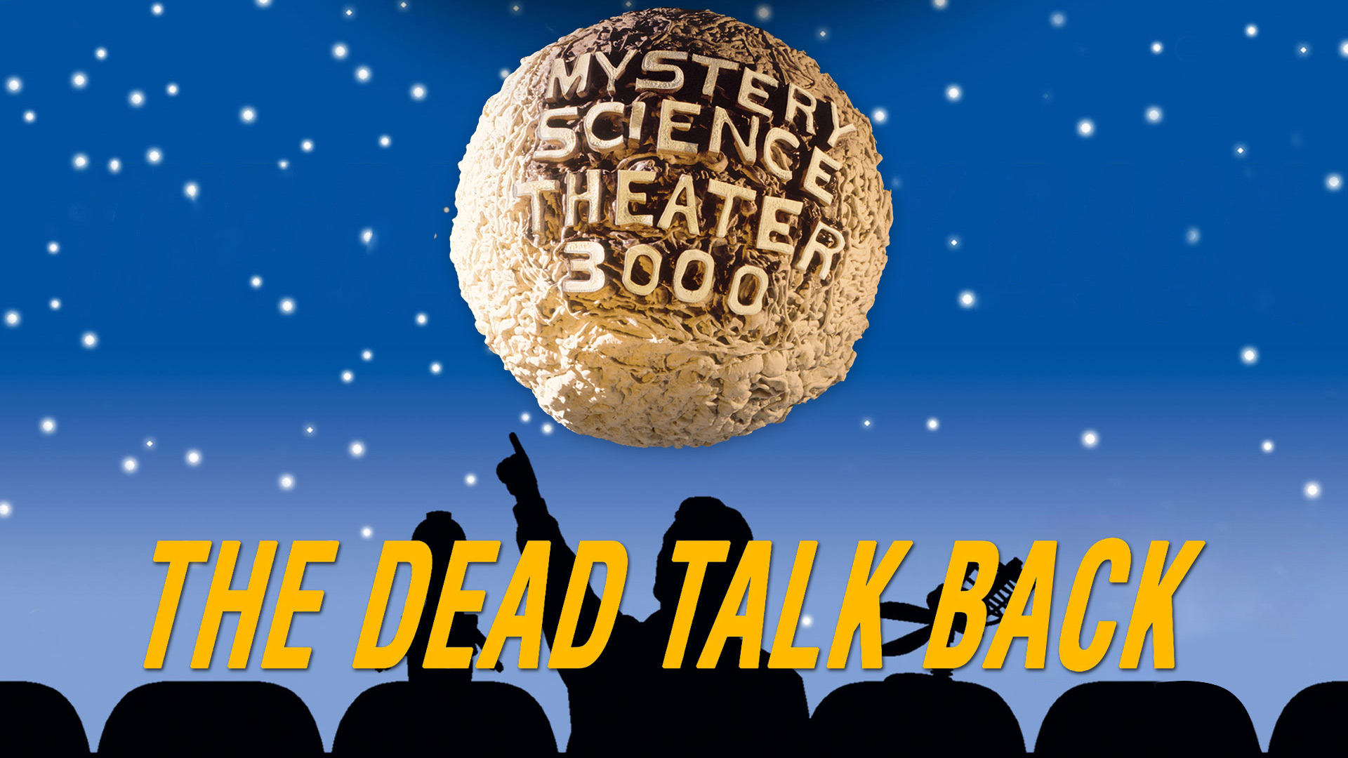 MST3K: The Dead Talk Back