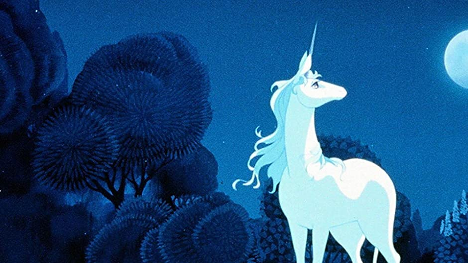 Image result for the last unicorn