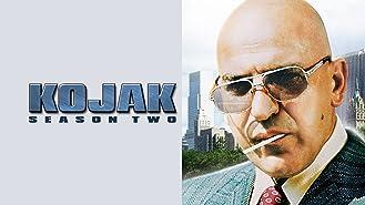Kojak, Season Two