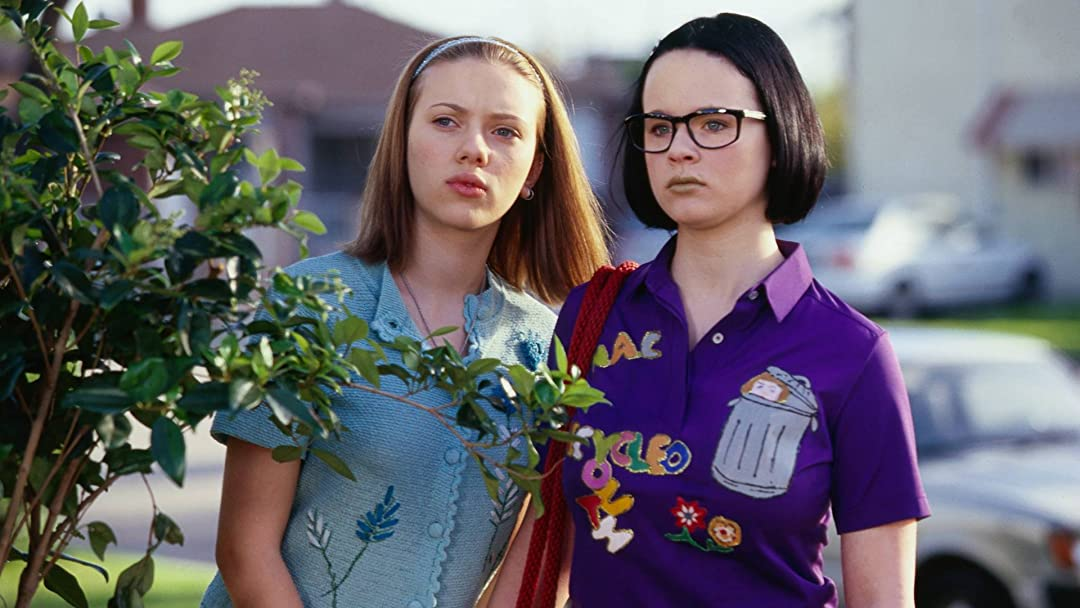 Image result for ghost world 2001