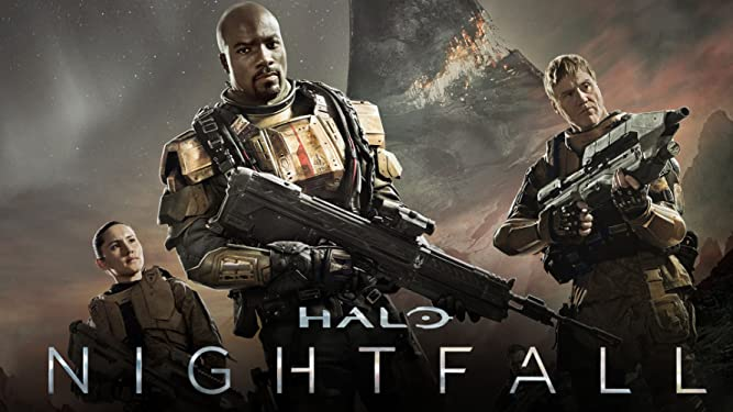 Watch Halo Nightfall Prime Video