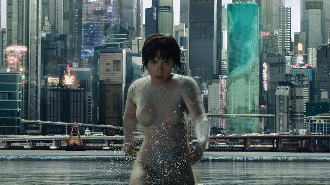 Amazon.com: Ghost in the Shell (2017): Scarlett Johansson ...